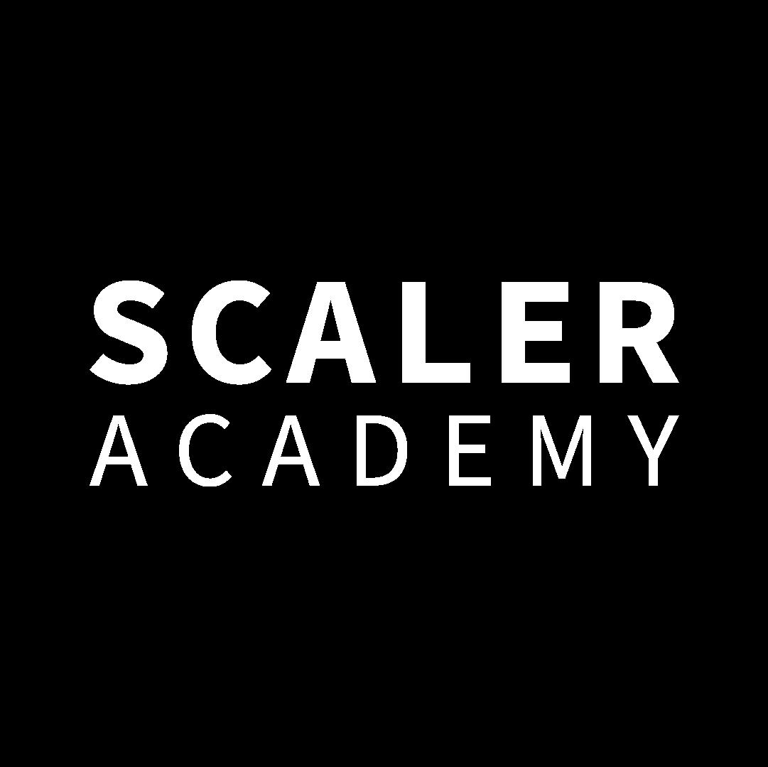 Scaler academy